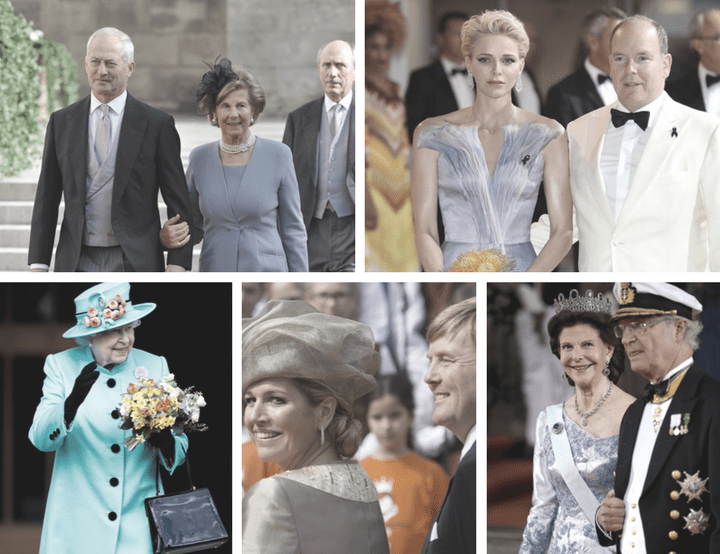 Wealthy European Royals Revealed & You'll Be Surprised