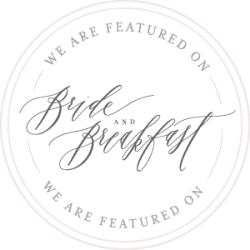we are featured on brideandbreakfast.ph