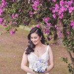 Bridal gown for Karen - Bridal gown manila by RoyAnne Camillia
