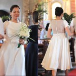 Bridal gown for Nikki and co - Bridal gown manila by RoyAnne Camillia