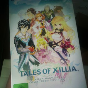 Tales of Xillia (Milla Maxwell Collector's Edition)