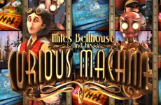 Miles Bellhouse and His Curious Machine Slot