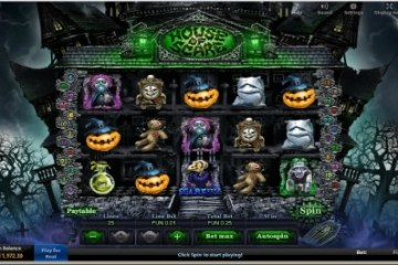 house-of-scare-slot