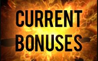 CarbonPoker, Sports and CarbonCasino Current Bonuses