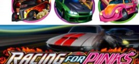 Racing For Pinks Slot – New Microgaming Slots Game coming soon!