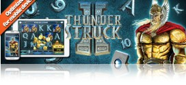 Thunderstruck 2 and Spooktacular new games available on Betway Mobile Casino!