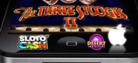 Get 10 free spins at Three Stooges II slot Mobile