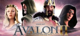 JackpotCity Casino announcing the release of Avalon 2 The Quest For The Grail online video slot
