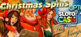 Get in the Christmas spirit with 200 Free Spins on The Naughty List Slot