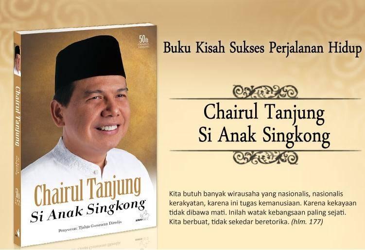 Sosok Chairul Tanjung