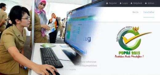 Website PUPNS Sulit di Akses