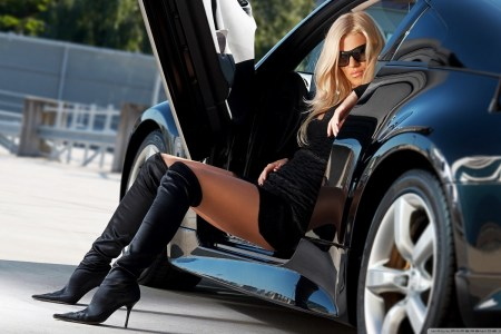 y cars and girls wallpaper and pictures 41