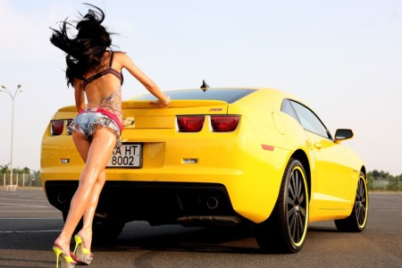 y cars and girls wallpaper and pictures 8 1024x768