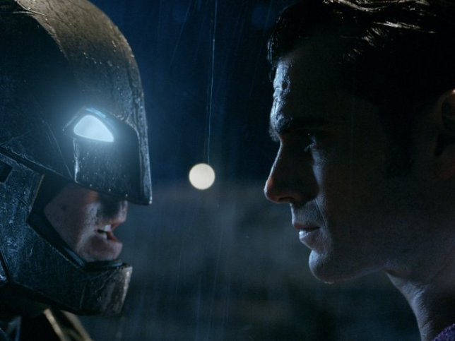 Superman pokes Batman in the teeth and the movie's over, right?
