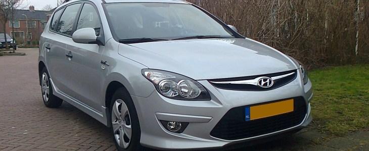 Onderhoudskosten Hyundai i30cw