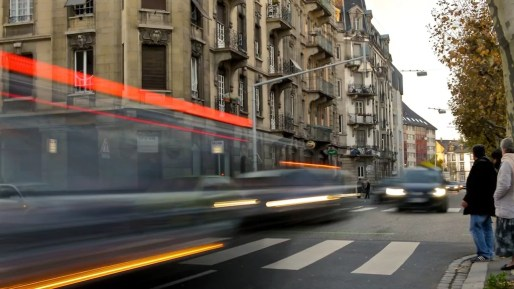"Le boulevard de Lyon, la ""zone maudite"" ? (Photo GG)"