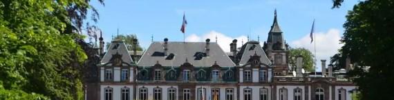 Le château de Pourtales à la Robertsau - Photo EJ - Rue89 Strasbourg