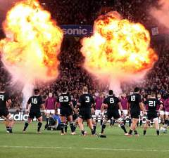 All Black Haka