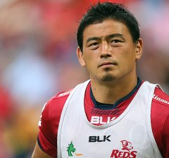 Ayumu Goromaru has agreed to join Toulon next season