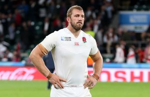 England captain Chris Robshaw regrets the decisions he made in the world cup