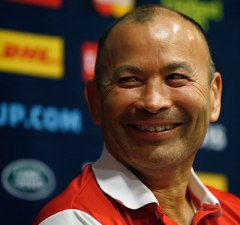 Eddie Jones is expected to arrive in Cape Town after the Rugby World Cup.