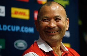 Eddie Jones has been linked extensively to the England coaching job