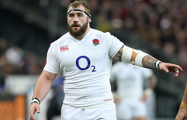 Joe Marler has been fined and banned
