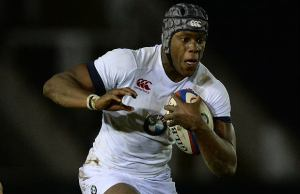 Maro Itoje played for England Saxons in their last outing