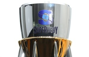 Super Rugby has a new trophy and a new format