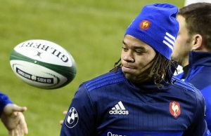 Teddy Thomas comes into the France starting line up