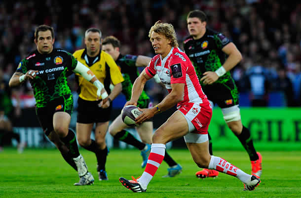 Billy Twelvetrees will captain Gloucester