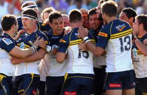 The Brumbies will play one of their warm up matches in Wagga Wagga
