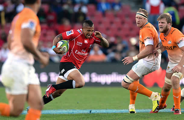 Elton Jantjies has been ruled out of the June Internationals