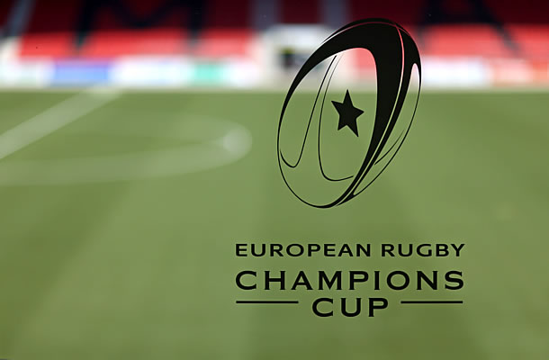 The European Rugby Champions Cup matches have been re-scheduled