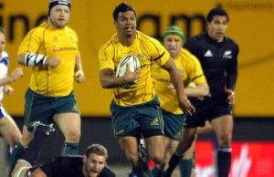 Kurtley Beale will play for Wasps next season