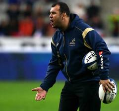Michael Cheika has cut his squad to 33 for next week's Test