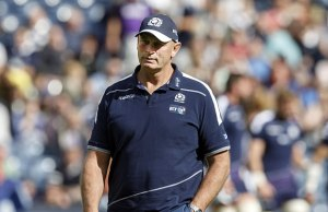 Vern Cotter has made three changes to his Scotland team