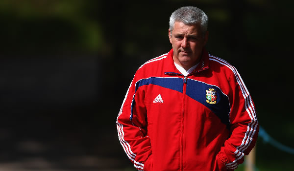 Wales coach Warren Gatland is the favourite to lead the Lions