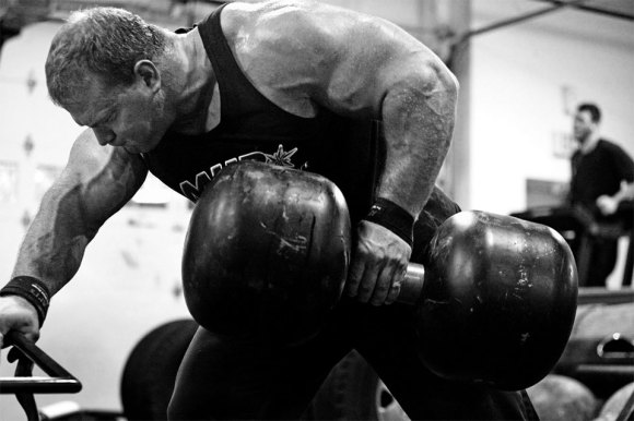 The Lift: Kroc Rows | Rugged Fellow's ...