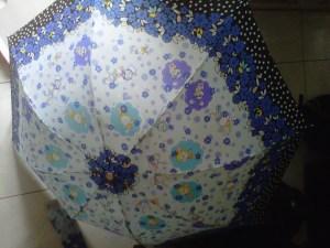 payung lucu
