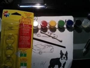 PermEnamel Air Dry Basic Color Value Set