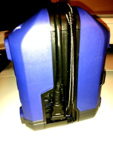 Photo of Kobalt Dual Power Inflator 120V electrical cord