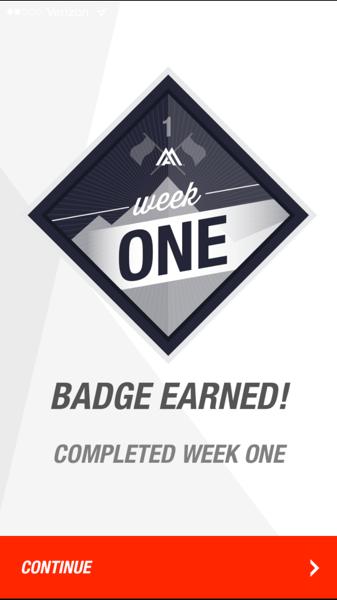 mountain athletics badge