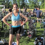 running races, Peterborough Sprint Triathlon