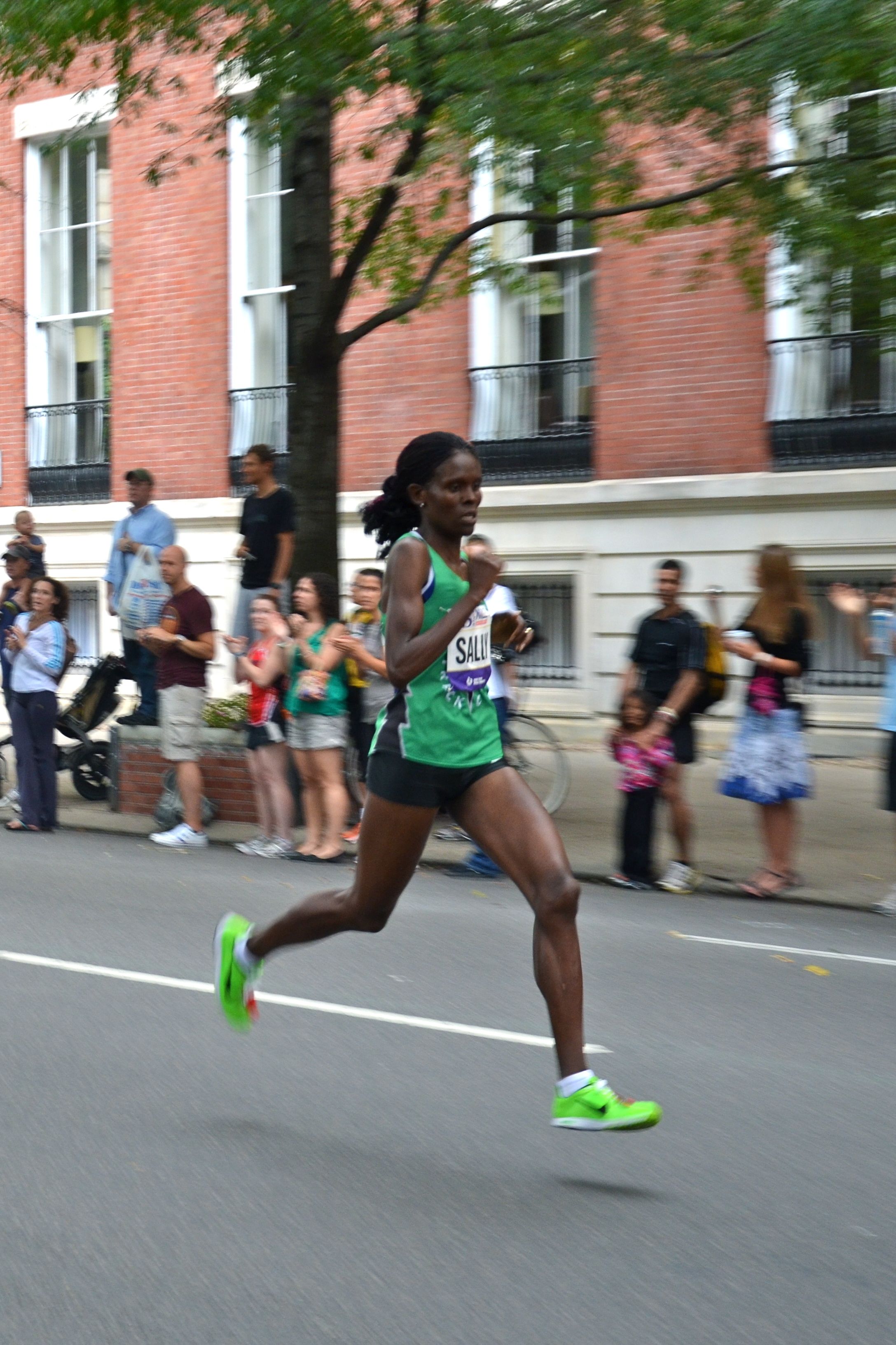 Sally Kipyego of Kenya