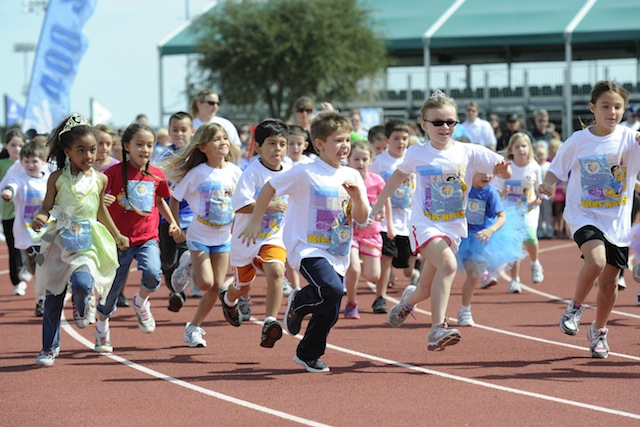 Royal Family Kids' Races Runners