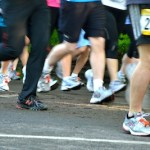Running two half-marathons on three weeks must be carefully planned to avoid injury. (Photo: Karla Bruning)