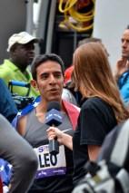 Leo Manzano, Fifth Avenue Mile, Olympic silver medalist