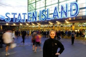 Staten Island Half-Marathon, Staten Island Ferry Terminal, half marathon