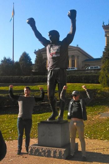 Philadelphia Marathon, Philadelphia Museum of Art